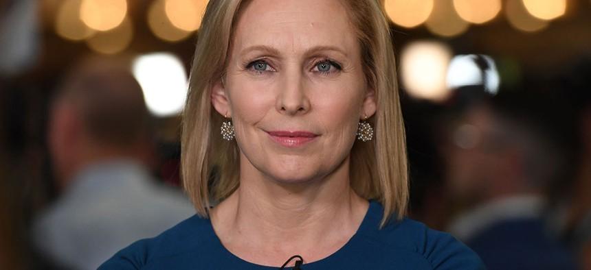 U.S. Sen. Kirsten Gillibrand.