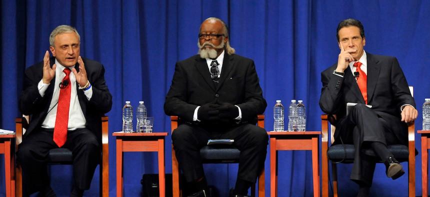 2010 New York State gubernatorial debate