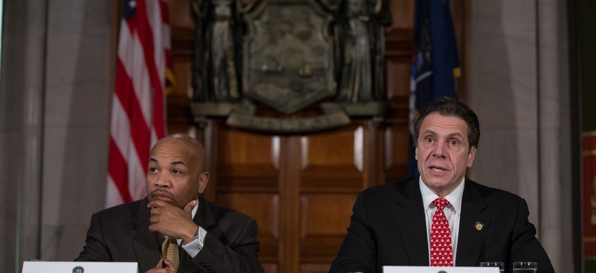 Assembly Speaker Heastie has been quiet during uproar around Cuomo's nursing home cover-up.