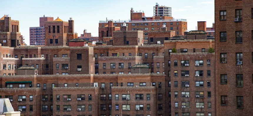 new york housing