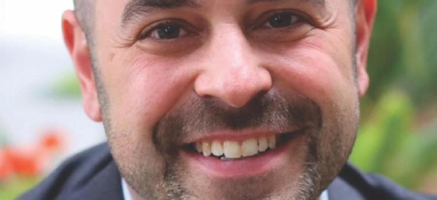 New York State Interim Chief Information Officer Jeremy Goldberg