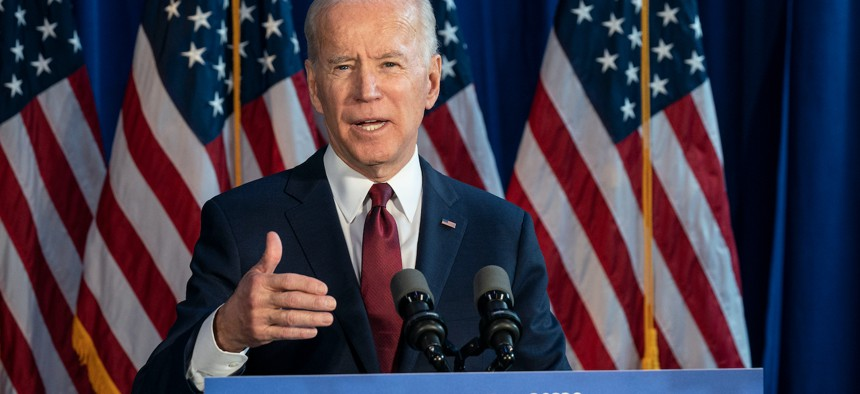 The Working Families Party has been working to get New Yorkers to vote for Joe Biden on their ballot line.