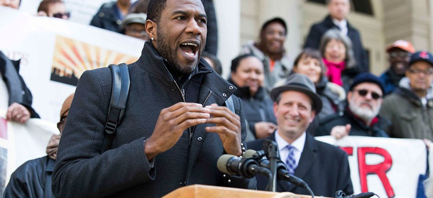 Public Advocate Jumaane Williams is staunchly opposed to Bloomberg's candidacy.