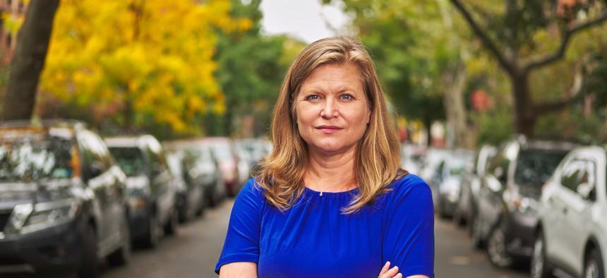 New York City mayoral candidate Kathryn Garcia