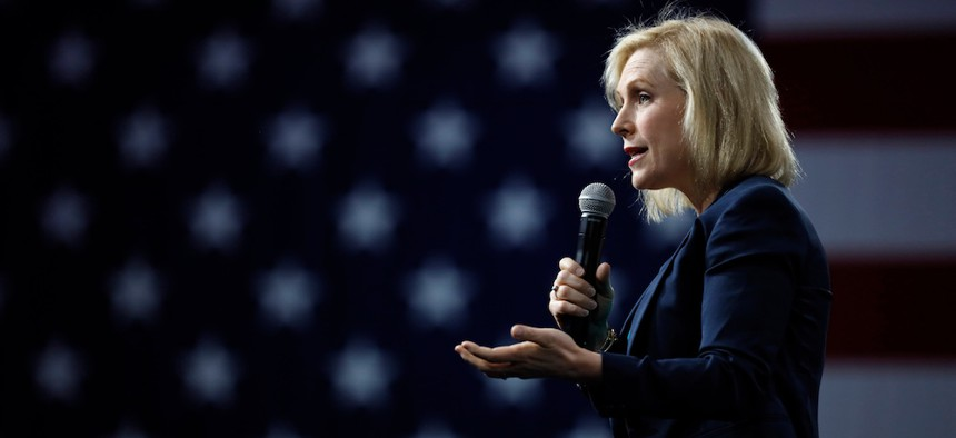 U.S. Sen. Kirsten Gillibrand has dropped out of the race for the Democratic presidential nomination.