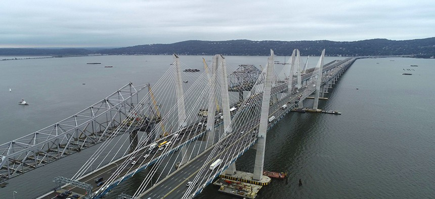 Governor Cuomo Announces Grand Opening of Eastbound Span of the New Governor Mario M. Cuomo Bridge