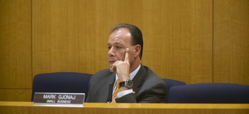 #47 on the list, City Councilman Mark Gjonaj.
