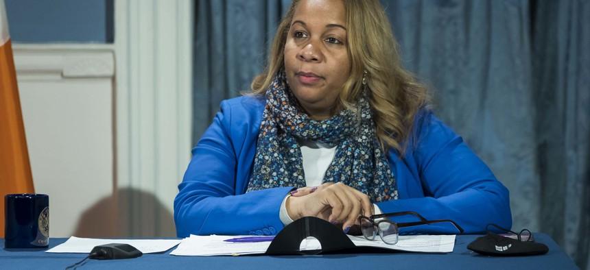 Meisha Porter, the next Chancellor of New York City public schools.