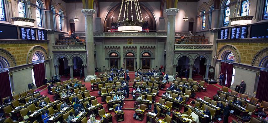 New York executive chambers