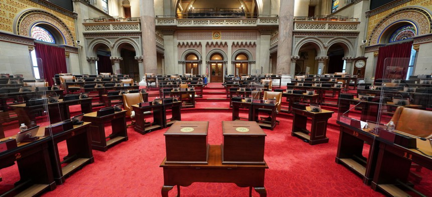 Meet the new New York State lawmakers.