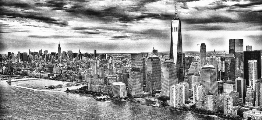 nyc waterfront