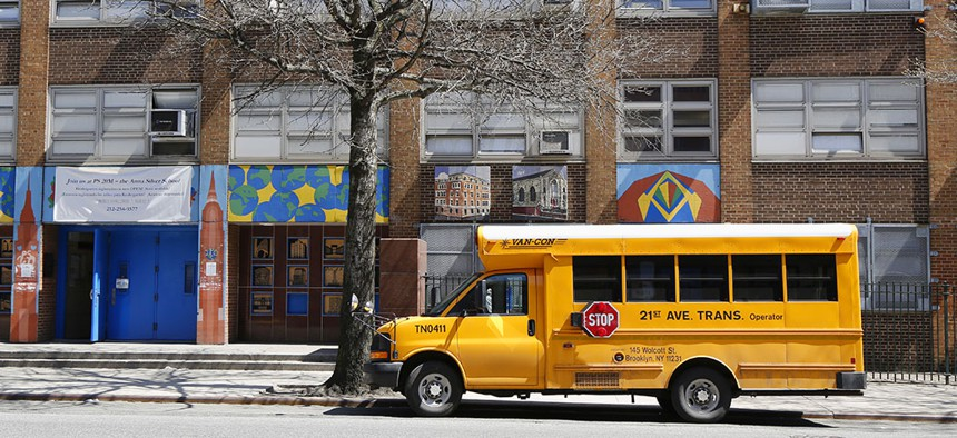 Controversy in the NYC school system has spiked recently.