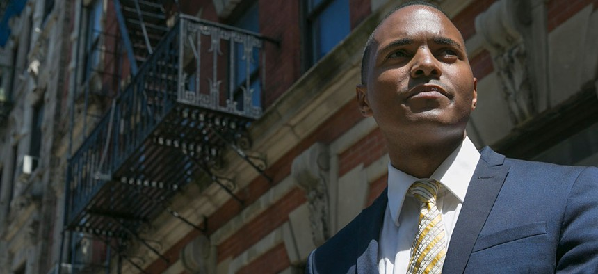 New York City Councilman Ritchie Torres.