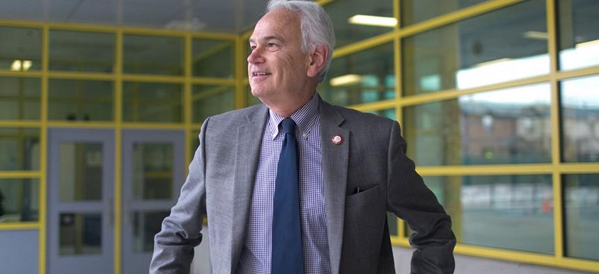 New York City Council Member Robert Holden.