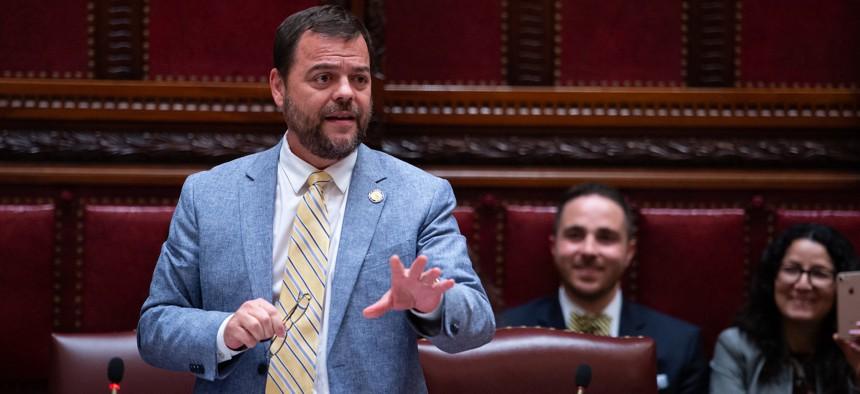 NY State Senator Luis Sepúlveda.