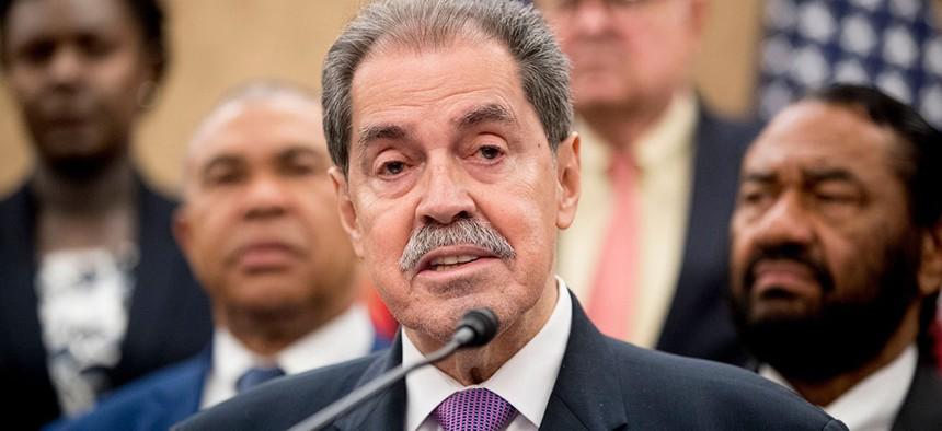 Rep. Jose Serrano.