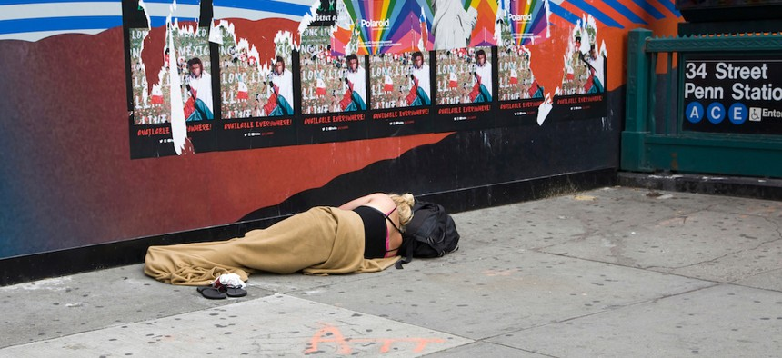 Despite spending billions of dollars New York City seems incapable of addressing the humanitarian crisis that is its homeless problem.