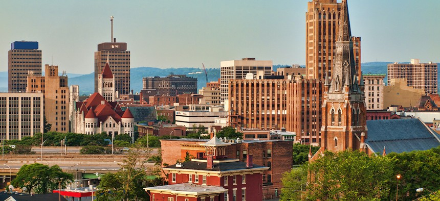 Syracuse is one of the top three cities that could see the worst declines in revenue during the Coronavirus.