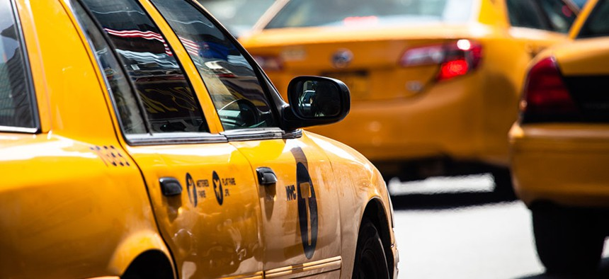 NYC taxi drivers are facing a taxi medallion loan crisis.