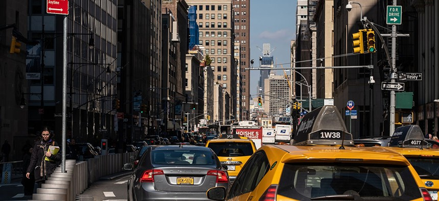 Can congestion pricing help decrease traffic in the city?