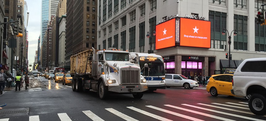 Some elected officials think side guards on trucks could help reduce cyclist fatalities.