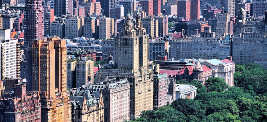 A number of quality-of-life complaints were made by residents in the neighborhoods where homeless people were transferred to during the height of the coronavirus crisis, such as the Upper West Side and Hell's Kitchen in Manhattan.