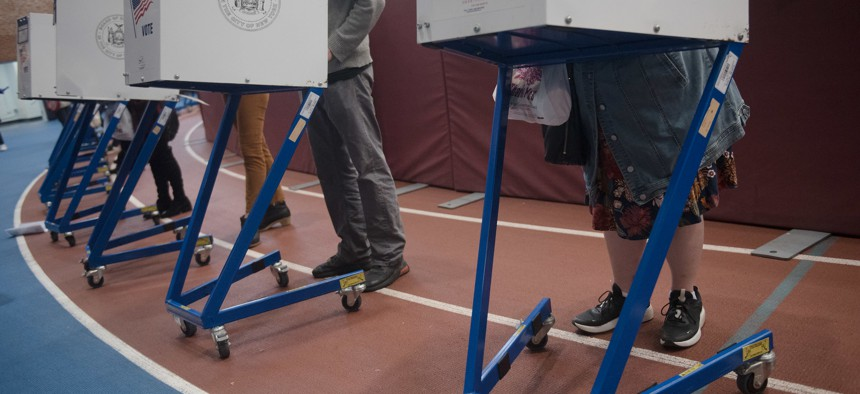 NYC's ranked-choice voting system will be put to the test on Feb. 2.