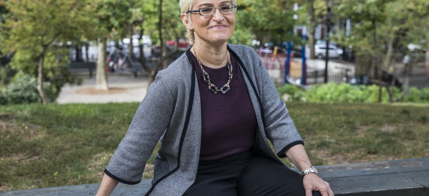 City Council candidate Lynn Schulman