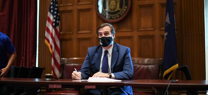 NYS Senate Deputy Majority Leader Michael Gianaris