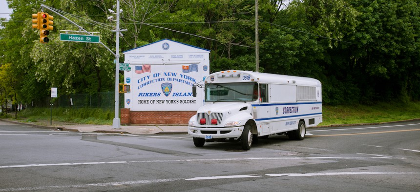 How should police and prisons work to contain the COVID-19 outbreak?