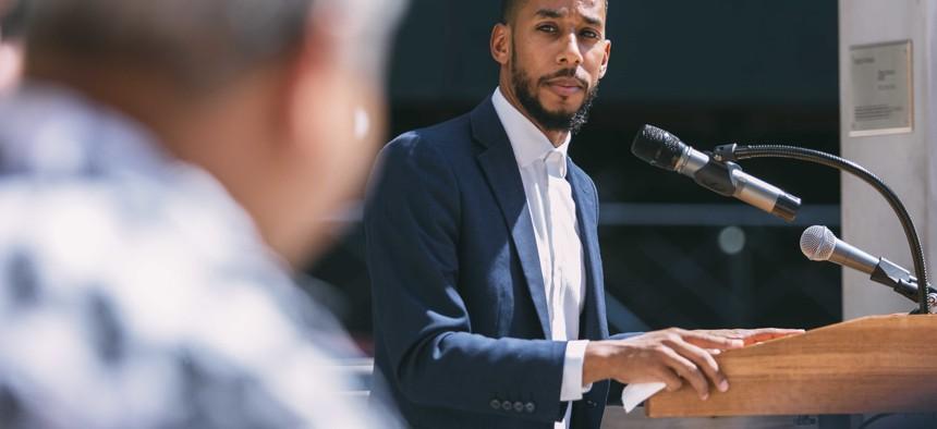 Council Member Antonio Reynoso