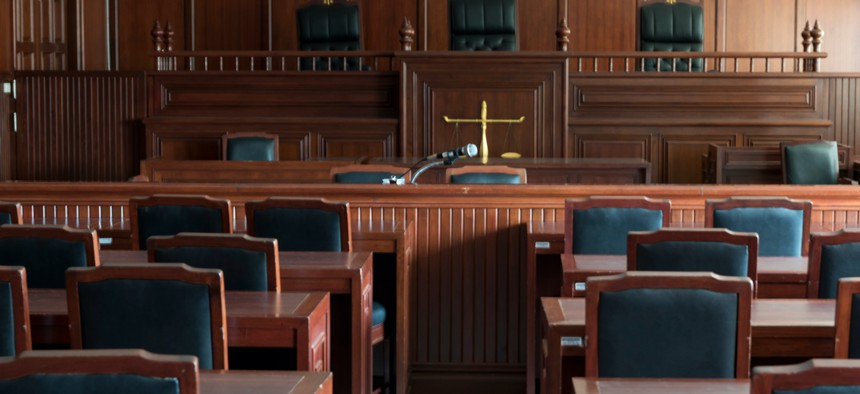 Judgeships are one of the last bastions of power for local political parties.