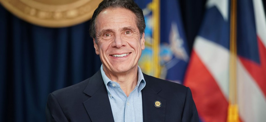 Recently single Governor Andrew Cuomo.