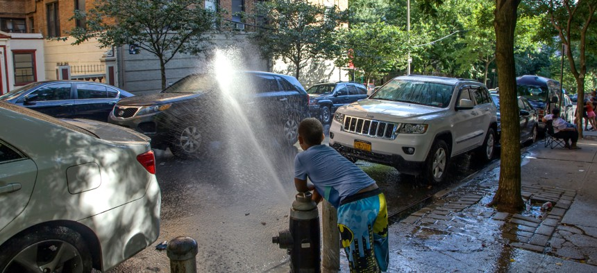 As the climate changes, New York City is getting hotter and putting more people's health at risk.