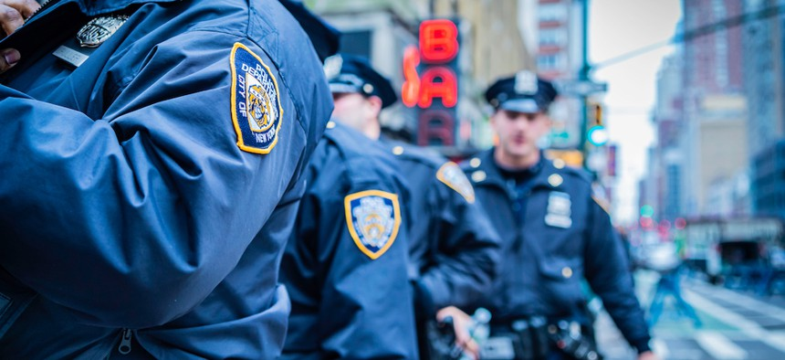 NYPD officers made a violent arrest of a black man, but will they face any consequences?