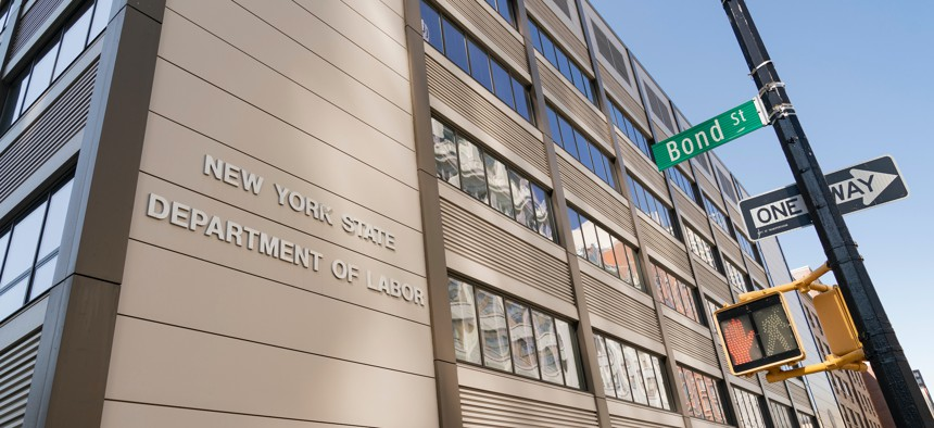 New York Department of Labor