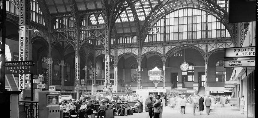 Old Penn Station, New York, NY