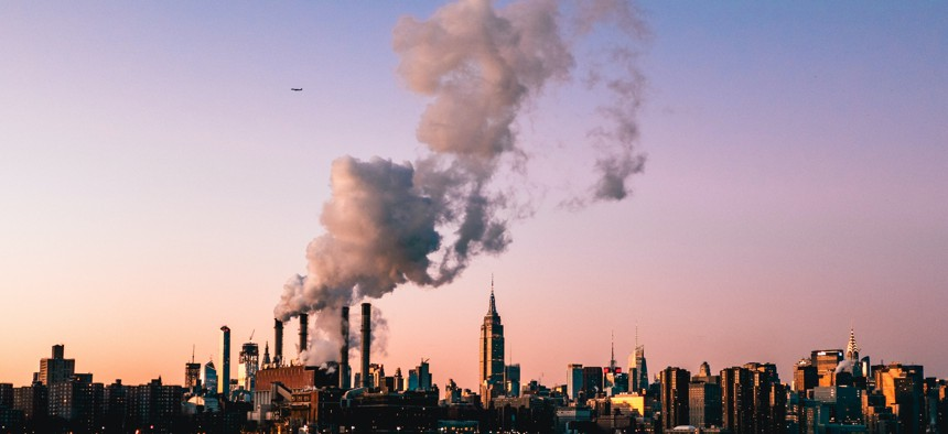 Pollution in New York City