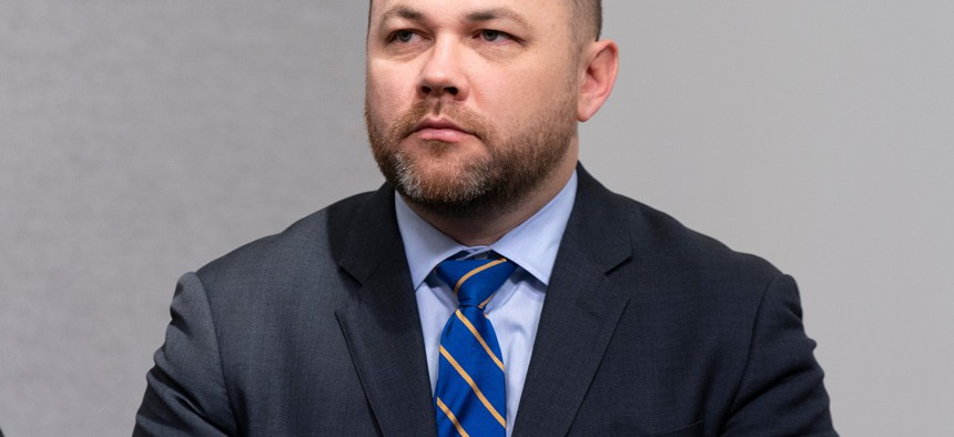 New York City Council Speaker Corey Johnson has been accused of being absent over much of the past year.