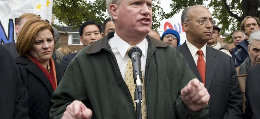 Former City Council Member Tony Avella