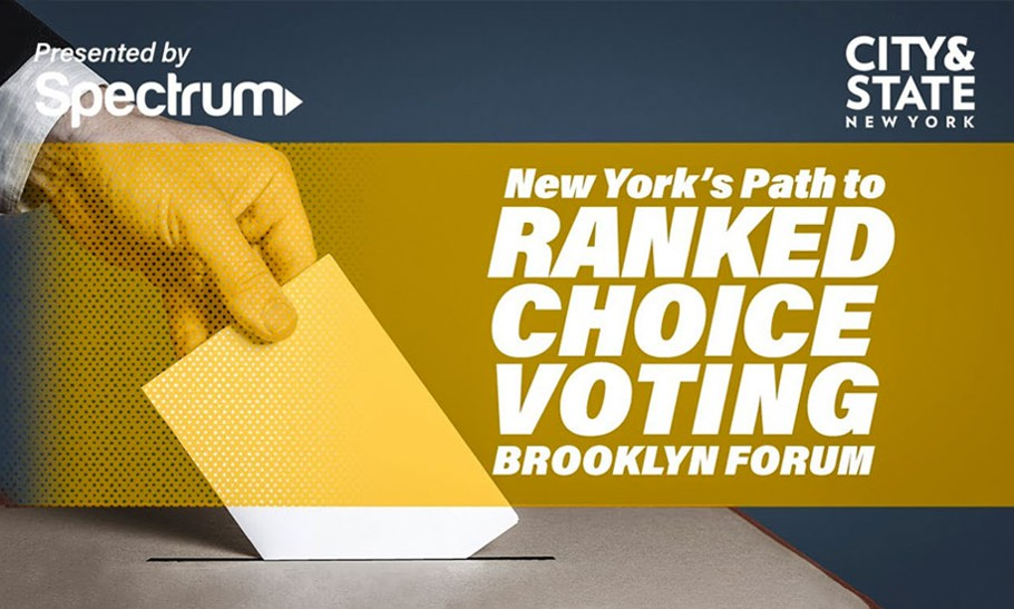 NY's Path to Ranked Choice Voting: Brooklyn Forum