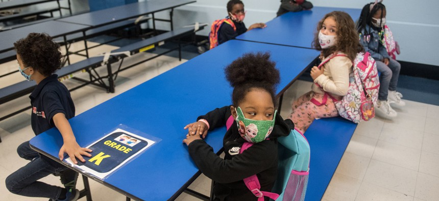 COVID-19 cases in New York City's Summer Rising summer school program raise questions about school reopening in the fall.