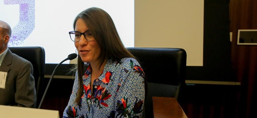 Tech:NYC Executive Director Julie Samuels
