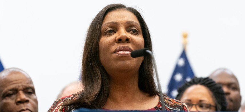 State Attorney General Letitia James concluded the five-month independent inquiry into sexual harassment accusations against Gov. Andrew Cuomo on Tuesday.