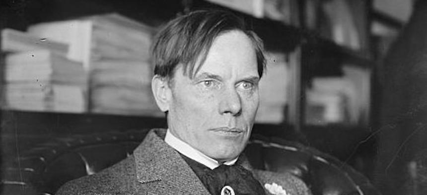 The 39th Governor of New York, William Sulzer