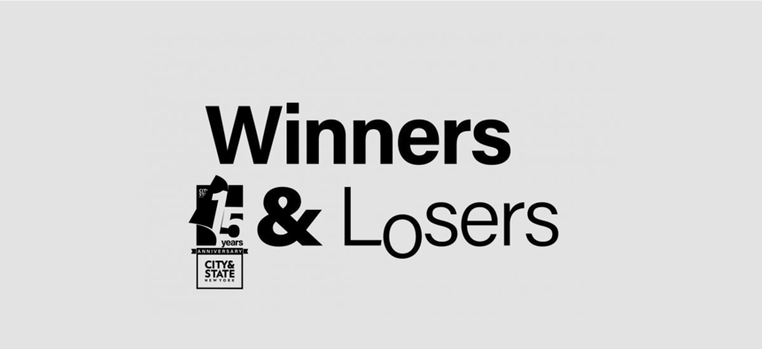 Winners & Losers of the past five years.