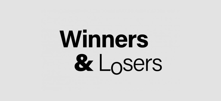 This week's biggest Winners & Losers.
