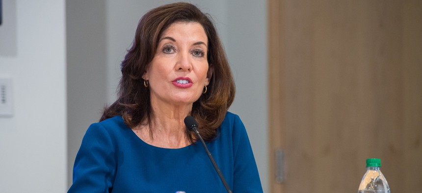 Incoming Gov. Kathy Hochul has appointed Karen Persichilli Keogh as secretary to the governor.