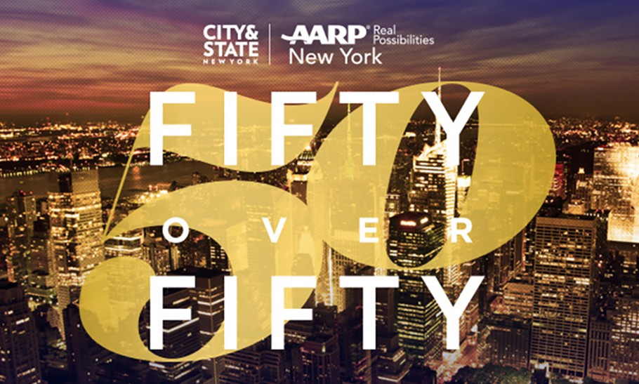 2021 50 Over Fifty: The Age Disruptors