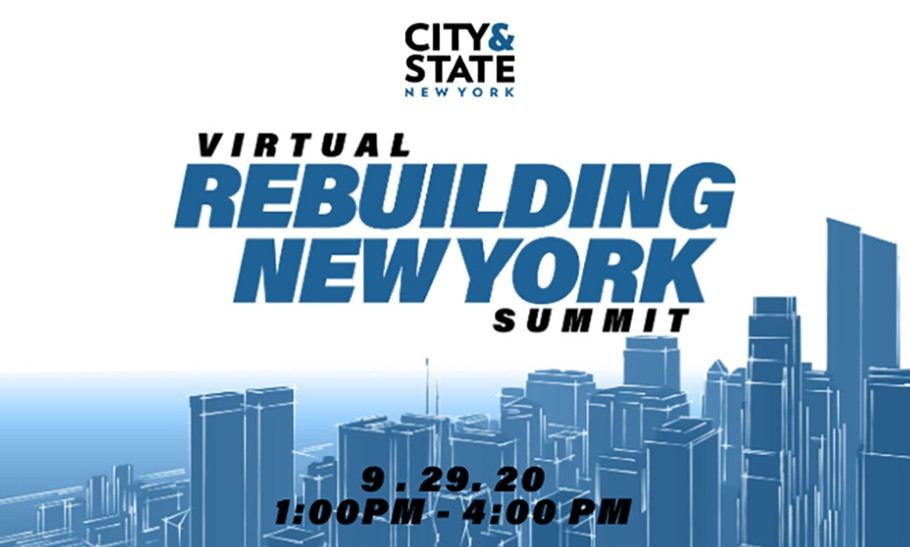 2020 Virtual Rebuilding New York Summit